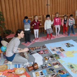 Multikulturní výchova pro MŠ