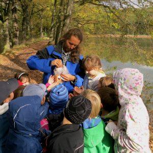 Environmentální výchova pro ZŠ - příroda (dopolední)