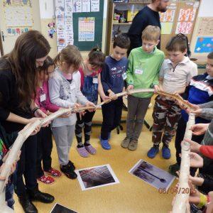 Environmentální výchova pro ZŠ - učebna