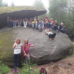 Environmentální výchova pro ZŠ – příroda, pobytové