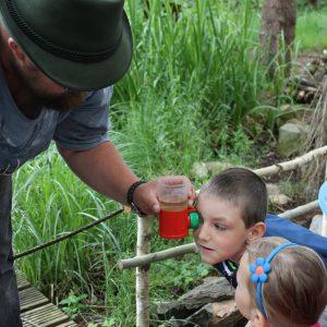 Environmentální výchova pro MŠ - příroda